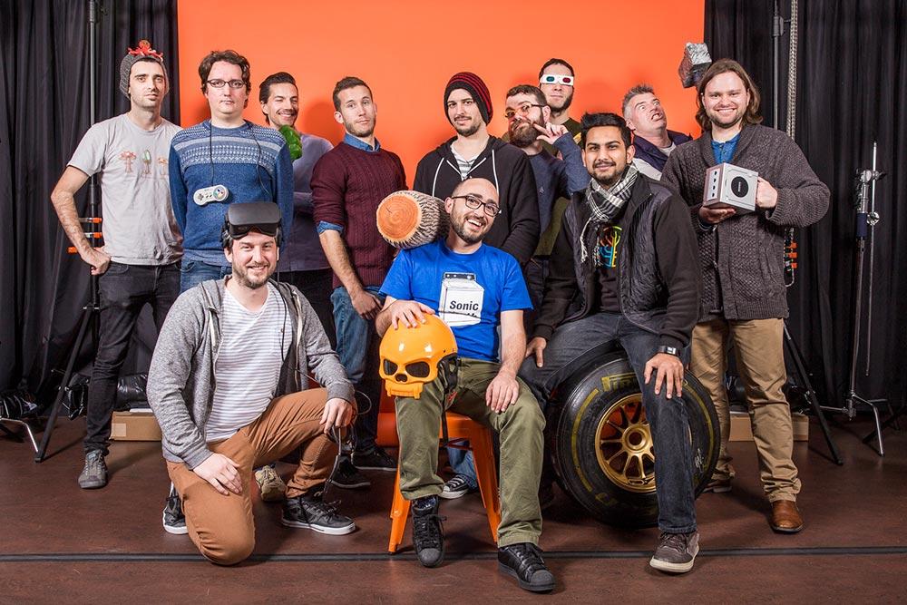 SMG Studio team